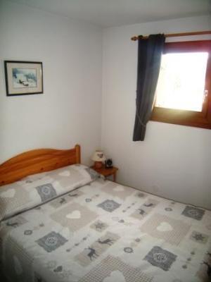 Location au ski Appartement 3 pièces 4 personnes (04) - Residence La Merande - Arêches-Beaufort - Chambre