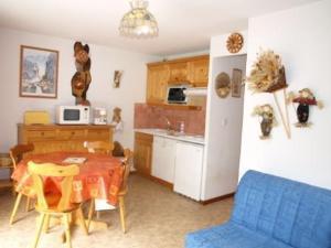 Location au ski Appartement 3 pièces 6 personnes (11) - Residence La Merande - Arêches-Beaufort - Kitchenette