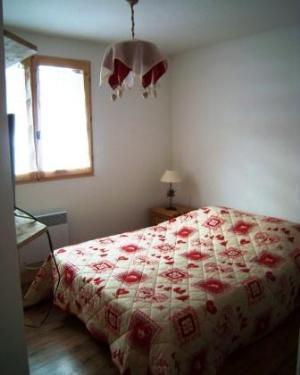 Location au ski Appartement 4 pièces 8 personnes (1) - Residence Le Montana - Arêches - Lit double
