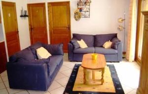 Location au ski Appartement 3 pièces 6 personnes (03) - Residence Les Grangettes - Arêches-Beaufort - Séjour