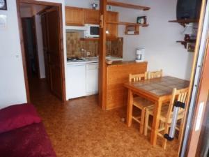 Location au ski Appartement 2 pièces coin montagne 4 personnes (67) - Residence Oree Des Pres - Arêches-Beaufort - Kitchenette