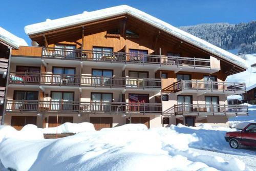Ski en famille Residence Oree Des Pres