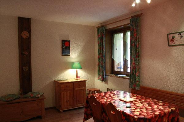 Аренда на лыжном курорте Квартира студия для 2 чел. (405) - Chalet les Solaret - Arêches-Beaufort