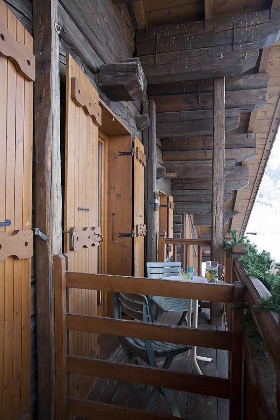 Аренда на лыжном курорте Chalet les Solaret - Arêches-Beaufort