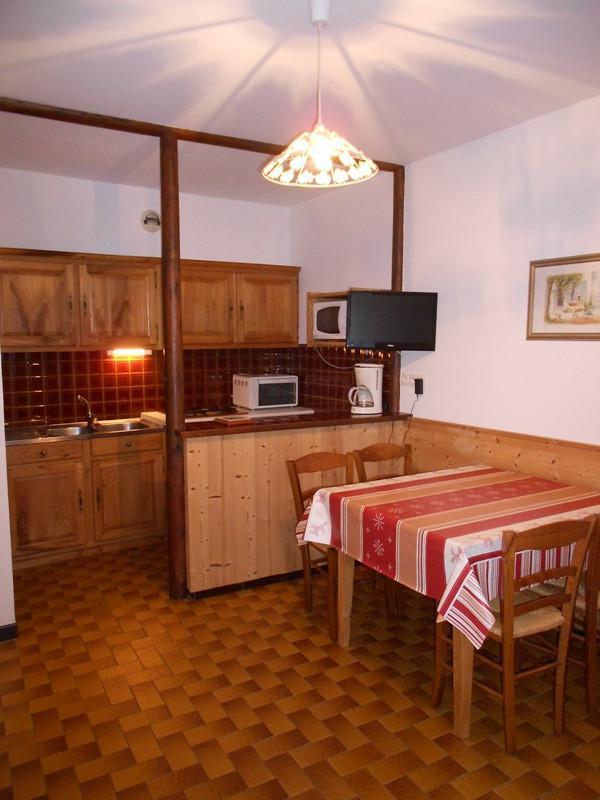 Аренда на лыжном курорте Апартаменты 2 комнат 4 чел. (02) - Maison la Glirettaz - Arêches-Beaufort