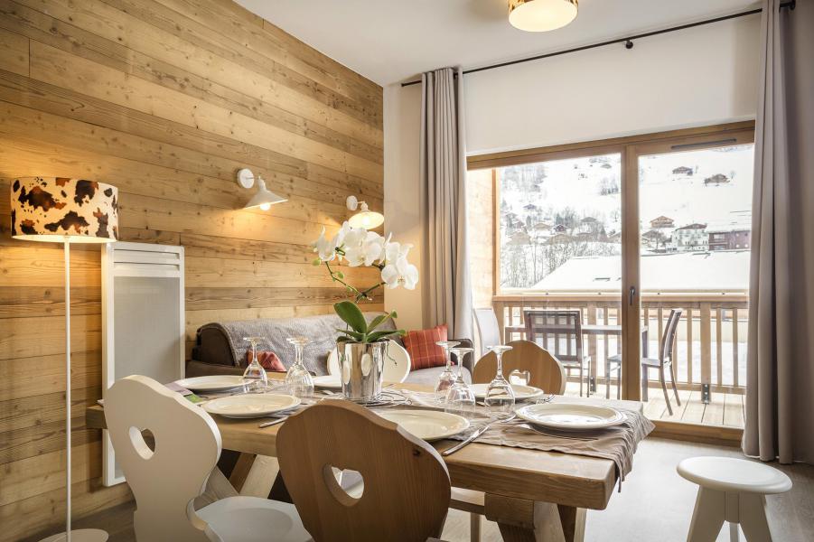 Alquiler al esquí Résidence Club MMV La Clé des Cîmes - Arêches-Beaufort - Apartamento