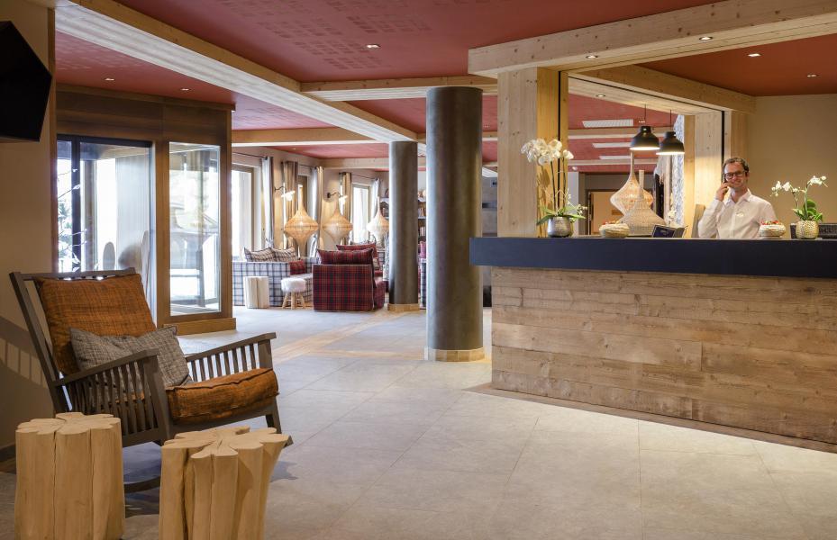 Alquiler al esquí Résidence Club MMV La Clé des Cîmes - Arêches-Beaufort - Recepción