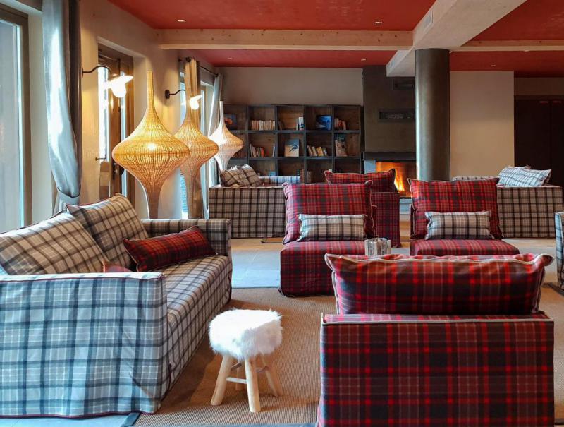 Alquiler al esquí Résidence Club MMV La Clé des Cîmes - Arêches-Beaufort - Interior