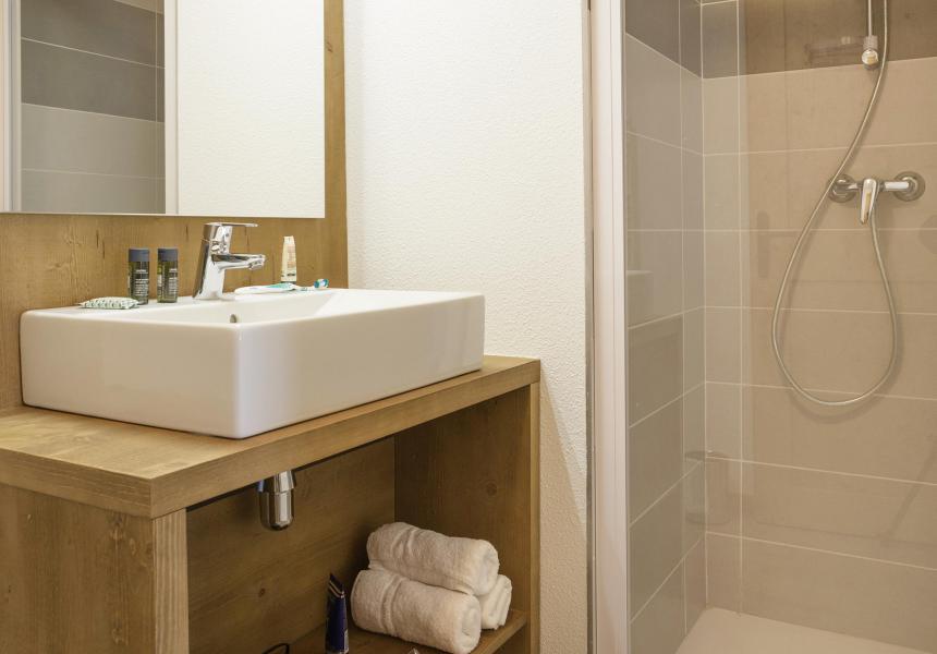 Rent in ski resort Résidence Club MMV La Clé des Cîmes - Arêches-Beaufort - Bathroom