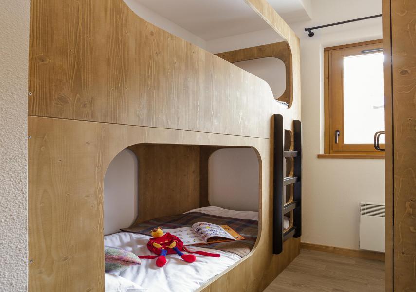 Rent in ski resort Résidence Club MMV La Clé des Cîmes - Arêches-Beaufort - Bunk beds
