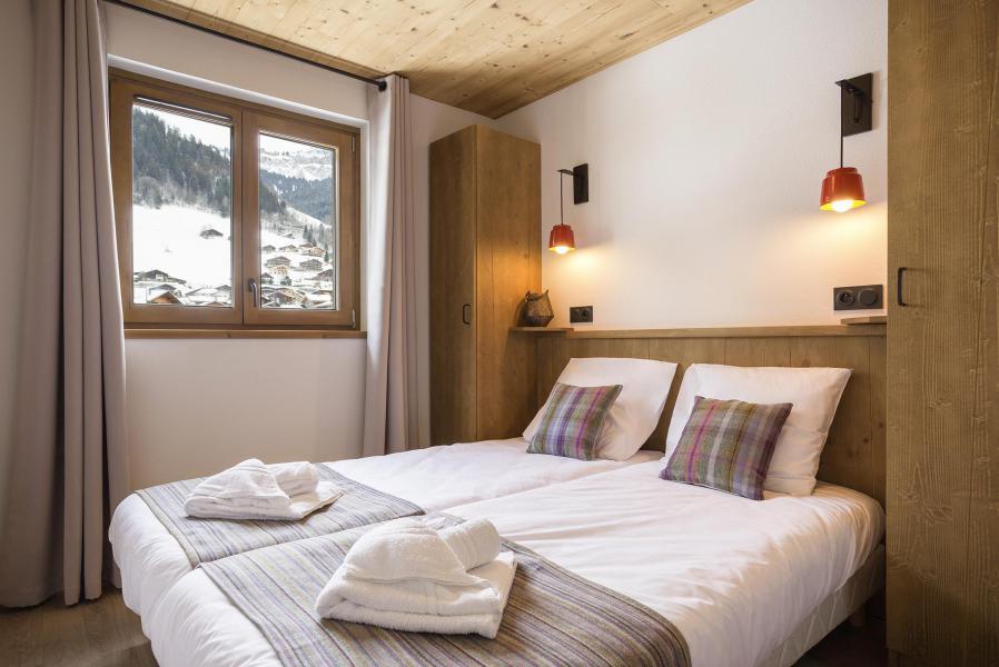 Alquiler al esquí Résidence Club MMV La Clé des Cîmes - Arêches-Beaufort - Habitación