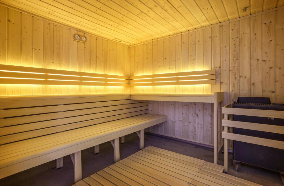 Location au ski Résidence Club MMV La Clé des Cîmes - Arêches-Beaufort - Sauna