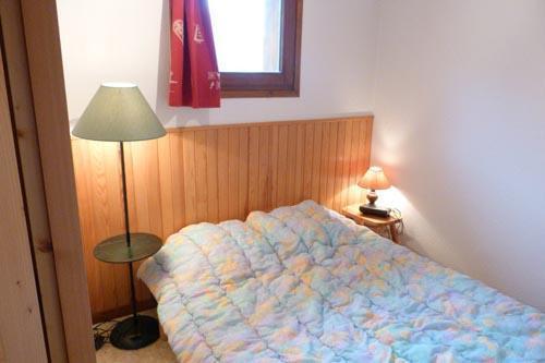 Аренда на лыжном курорте Résidence l'Orée de la Combe - Arêches-Beaufort - Комната