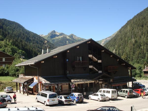 Аренда на лыжном курорте Квартира студия со спальней для 4 чел. (01) - Résidence le Tavaillon - Arêches-Beaufort