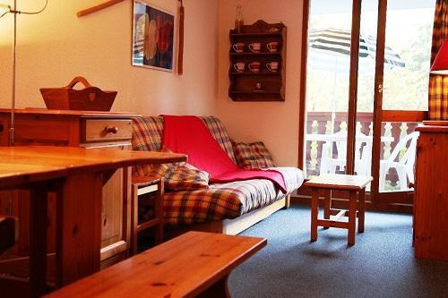 Location au ski Residence Le Val Blanc - Arêches-Beaufort - Séjour
