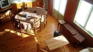 Location au ski Appartement 4 pièces mezzanine 8 personnes (64) - Chalet Areches - Arêches - Séjour
