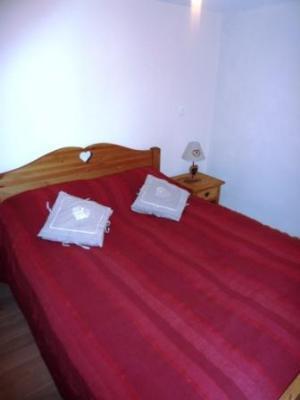 Location au ski Appartement 3 pièces 6 personnes (79) - Chalet Le Bois - Arêches - Chambre