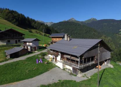 Location au ski Studio 2 personnes (50) - Chalet Les Envers - Arêches-Beaufort - Banquette-lit