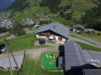 Location au ski Studio 2 personnes (50) - Chalet Les Envers - Arêches-Beaufort - Salle d'eau