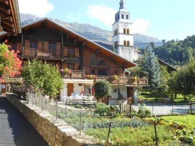 Location au ski Studio coin montagne 4 personnes (34) - Chalet Les Solaret - Arêches