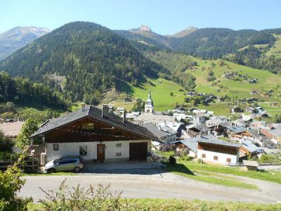 Location au ski Studio 2 personnes (42) - Chalet Roche Plane - Arêches
