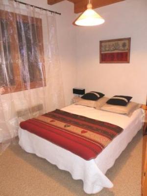 Location au ski Appartement 3 pièces 6 personnes - Le Village De L'argentine - Arêches - Chambre