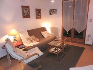 Location au ski Appartement 3 pièces 6 personnes - Le Village De L'argentine - Arêches - Séjour