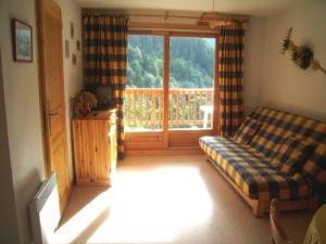 Location au ski Appartement 2 pièces coin montagne 4 personnes (132) - Les Chalets De La Cascade - Arêches - Séjour