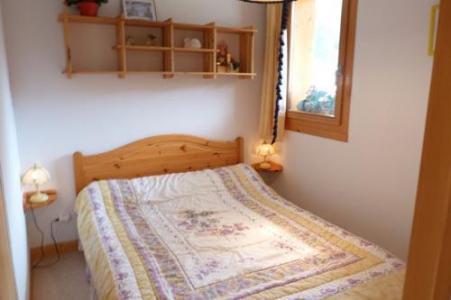 Location au ski Appartement 2 pièces coin montagne 4 personnes - Les Chalets De La Cascade - Arêches-Beaufort - Chambre