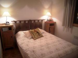 Location au ski Appartement 2 pièces coin montagne 4 personnes (3) - Residence Alpina - Arêches - Chambre