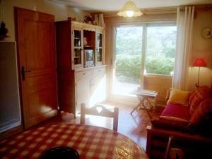 Location au ski Appartement 2 pièces coin montagne 4 personnes (3) - Residence Alpina - Arêches-Beaufort - Séjour