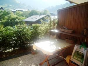 Location au ski Appartement 2 pièces coin montagne 4 personnes (3) - Residence Alpina - Arêches - Terrasse