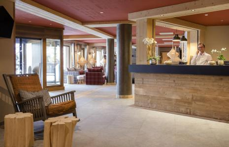 Rent in ski resort Résidence Club MMV La Clé des Cîmes - Arêches-Beaufort - Reception