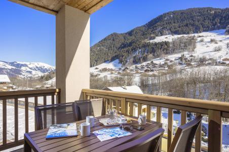 Rent in ski resort Résidence Club MMV La Clé des Cîmes - Arêches-Beaufort - Winter outside