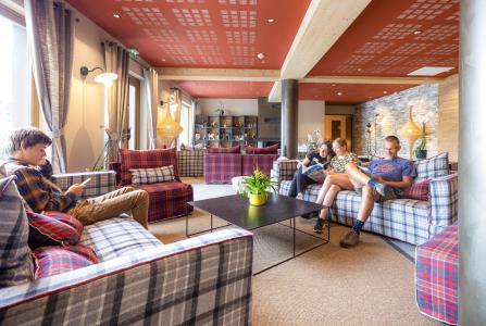 Rent in ski resort Résidence Club MMV La Clé des Cîmes - Arêches-Beaufort - Inside