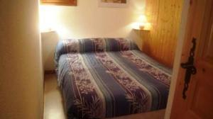 Location au ski Appartement 2 pièces 4 personnes (210) - Residence L'oree De La Combe - Arêches-Beaufort - Chambre