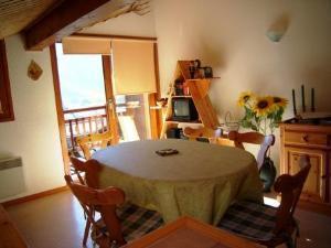 Location au ski Appartement 3 pièces 5 personnes (212) - Residence L'oree De La Combe - Arêches-Beaufort - Séjour