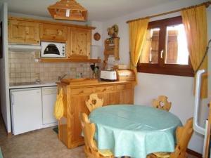 Location au ski Appartement 3 pièces 4 personnes (04) - Residence La Merande - Arêches-Beaufort - Séjour
