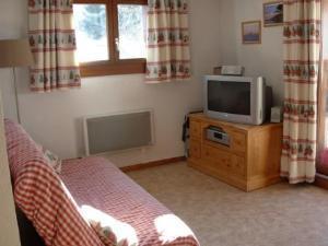 Location au ski Appartement 3 pièces 6 personnes (07) - Residence La Merande - Arêches-Beaufort - Séjour