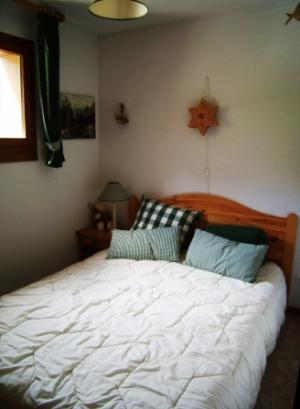 Location au ski Appartement 4 pièces 6 personnes (05) - Residence La Merande - Arêches - Lit double