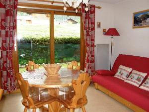 Location au ski Appartement 2 pièces 4 personnes (59) - Residence Le Montagnard - Arêches - Séjour