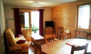 Location au ski Appartement 4 pièces 8 personnes (1) - Residence Le Montana - Arêches-Beaufort - Séjour