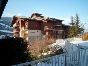 Location au ski Appartement 2 pièces coin montagne 4 personnes - Residence Le Val Blanc - Arêches - Extérieur hiver