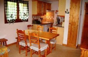 Location au ski Appartement 3 pièces 6 personnes (01) - Residence Les Grangettes - Arêches - Cuisine ouverte