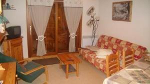 Location au ski Appartement 3 pièces 6 personnes (01) - Residence Les Grangettes - Arêches - Séjour
