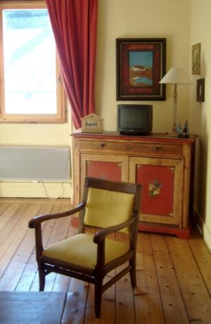 Location au ski Appartement 4 pièces 8 personnes - Residence Mont Blanc - Arêches-Beaufort - Chaise