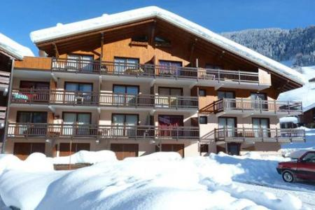 Location Arêches : Residence Oree Des Pres hiver