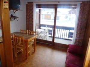 Location au ski Appartement 2 pièces coin montagne 4 personnes (67) - Residence Oree Des Pres - Arêches-Beaufort - Séjour