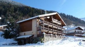 Location au ski Appartement 2 pièces 4 personnes (98) - Residence Oree Du Village - Arêches - Extérieur hiver