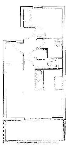 Location au ski Appartement 2 pièces 4 personnes (98) - Residence Oree Du Village - Arêches-Beaufort - Plan